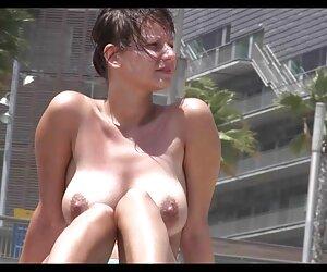 Feet of a black porn video jepang woman, stoking